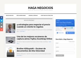 ganardinero.haganegocios.com