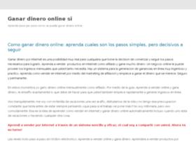 ganardineroonlinesi.com