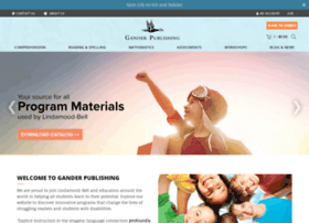ganderpublishing.com