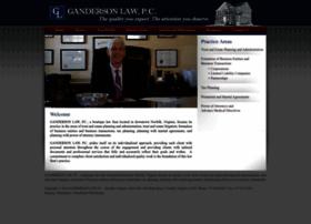 gandersonlaw.com