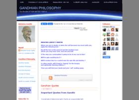 gandhiphilosophy.blogspot.com.tr