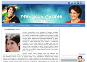 gandhipriyanka.info