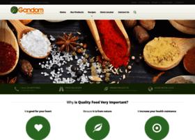 gandomfood.com