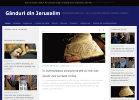 ganduridinierusalim.com