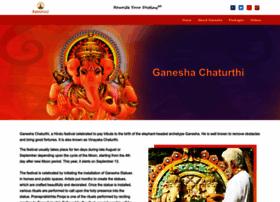 ganeshachaturthi.com