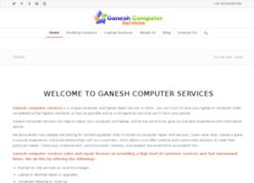 ganeshcomputerservices.com