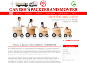 ganeshspackersandmovers.com