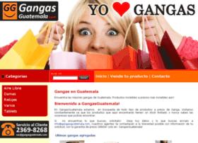 gangasguatemala.com