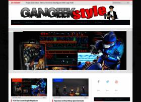 gangeekstyle.com