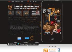gangsterparadiseapp.com