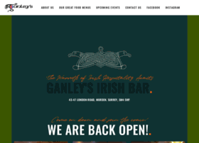 ganleysirishbar.co.uk