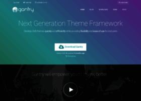 gantry-framework.org