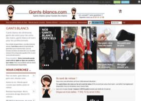 gants-blancs.com