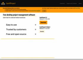 ganttproject.biz