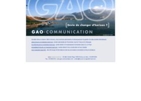 gao-communication.com