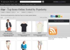 gap.fashionstylist.com