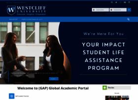 gap.westcliff.edu