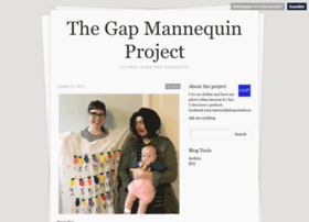 gapmannequinproject.tumblr.com