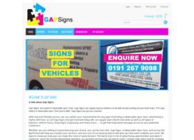 gapsigns.co.uk