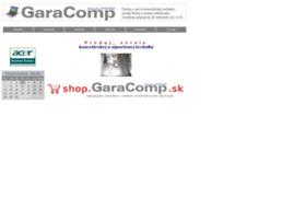 garacomp.sk