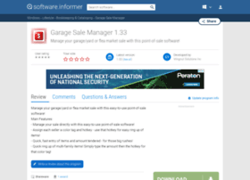 garage-sale-manager.software.informer.com