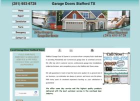 garagedoor-staffordtx.com