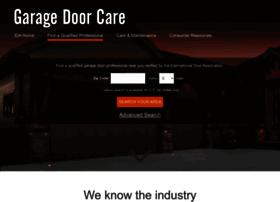 garagedoorcare.com
