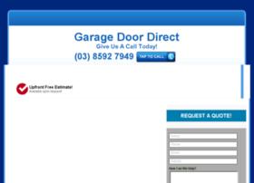 garagedoordirect.com.au