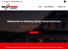garagedoorgalaxy.co.za