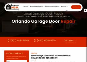 garagedoororlando.net