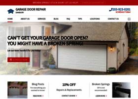garagedoorrepairdanburyct.info