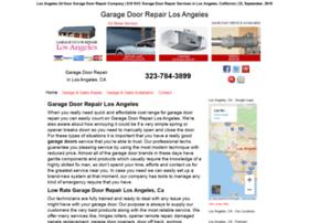 garagedoorrepairhhca.com