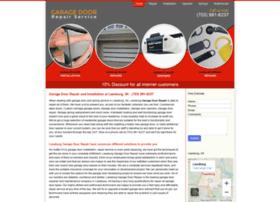 garagedoorrepairleesburgva.com