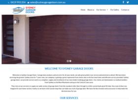 garagedoors-sydney.com.au