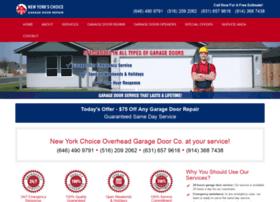garagedoorsnewyork.com