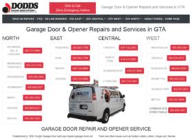 garagedoorsrepairs.ca