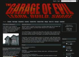 garageofevilnetwork.com