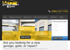 garagerepairla.com