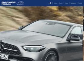 garageromasnc.com