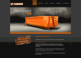 garant-containerbau.de