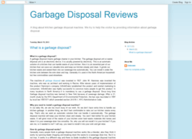 garbagedisposal-reviews.blogspot.sg