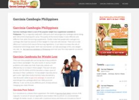 garciniacambogiaphilippines.com
