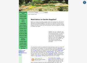 garden-supplies-advisor.com