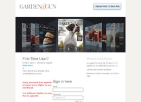 gardenandgun.sendmyad.com