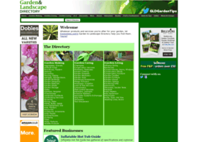 gardenandlandscapedirectory.co.uk