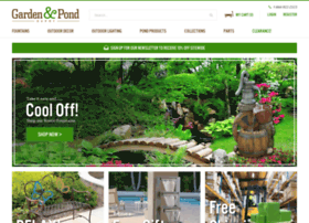 gardenandponddepot.com