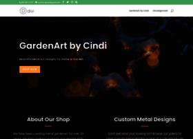 gardenartbycindi.com
