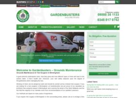 gardenbusters.co.uk