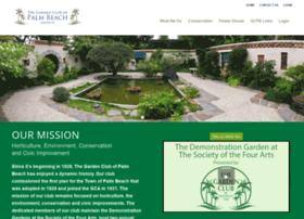 gardenclubpalmbeach.com