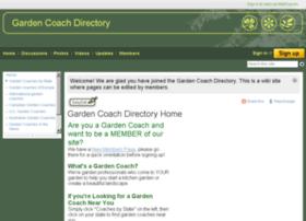 gardencoachdirectory.wikifoundry.com